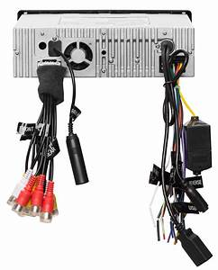 Ford F150 Radio Wiring Harness Diagram To Boss Indash