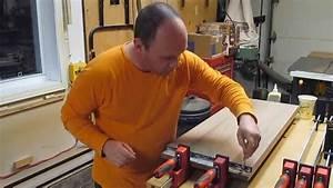 Meuble Tv Accroché Au Mur : fabrication d 39 un meuble audio vid o accroch au mur youtube ~ Preciouscoupons.com Idées de Décoration
