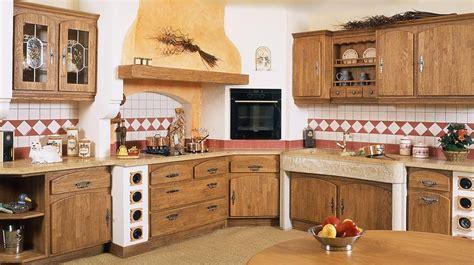 cuisine a l ancienne déco cuisine ancienne