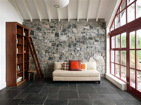 types  stone flooring diy