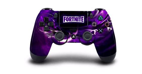 fortnite ps controller skin pley  exbox pinterest