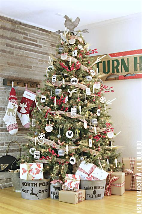 stunning christmas tree decorating ideas