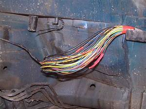 E38 Wiring Harness Repair