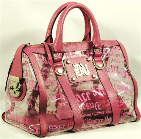 clear designer bags clear totes tapestry shoulder bag