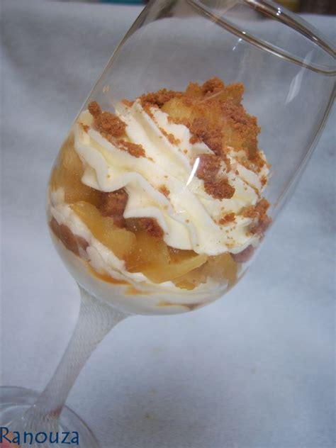 dessert leger aux pommes verrines pommes sp 233 culoos fa 231 on tiramisu un brin de gourmandise