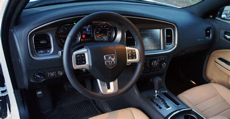 Dodge Charger 2011 Interior by 2011 Dodge Charger Rallye V6 W Autoblog