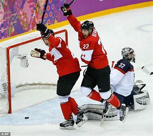 Canada beats US 1-0 to reach gold-medal game | Daily Mail ...
