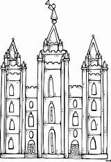 Lds Temple Coloring Salt Lake Clipart Conference Pages Melonheadz General Yay Clip Bring Illustrating Printable Drawing Church Primary Melonheadsldsillustrating Colouring sketch template
