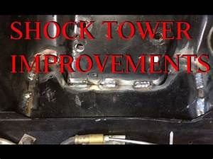 Classic Mustang Shock Tower Reinforcement   Control Arm