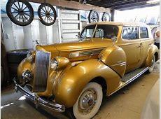 1939 Packard Photo Gallery ClassicCarscom Packard