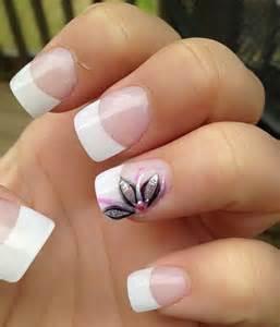pretty nail designs 30 pretty flower nail designs hative