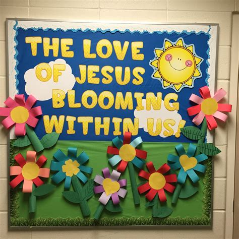christian time bulletin board my grade twos loved 785 | ee2050766b820ac944a5068e34d48bbd