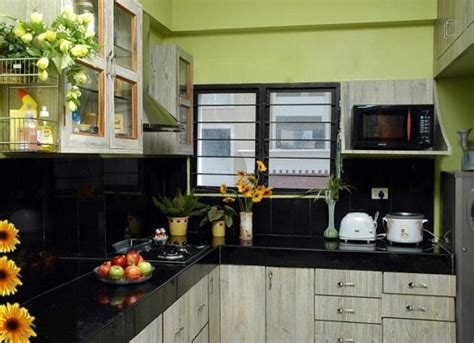 green and black kitchen 35 eco friendly green kitchen ideas ultimate home ideas