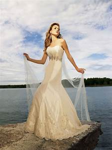 romance comes with beach wedding dresses collection With wedding dresses beach collection