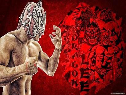 Njpw Dragon Lee Cmll Wrestling Appeared Jr