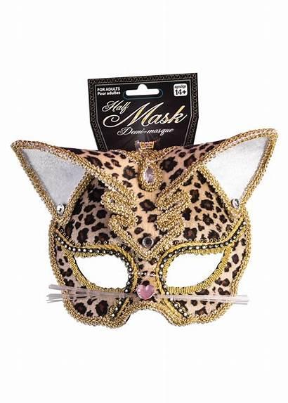 Mask Leopard Masks Costume