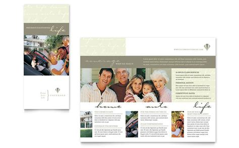 You can compare up to 20 different quotes at one time. Life & Auto Insurance Company Brochure Template Design