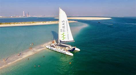 Catamaran Dinner Cruise Dubai by Catamaran Cruises Abu Dhabi Abu Dhabi Sunset Cruises Island