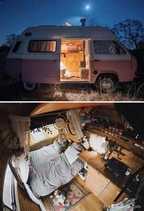 20 Cool Van Conversion Ideas