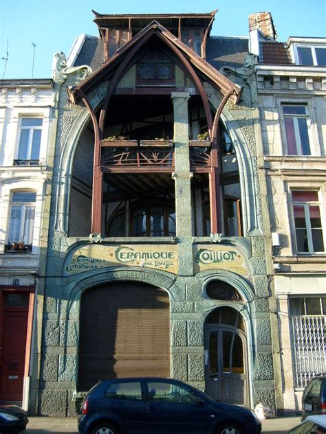 la maison coilliot rue de fleurus lille la cuisine de quat sous