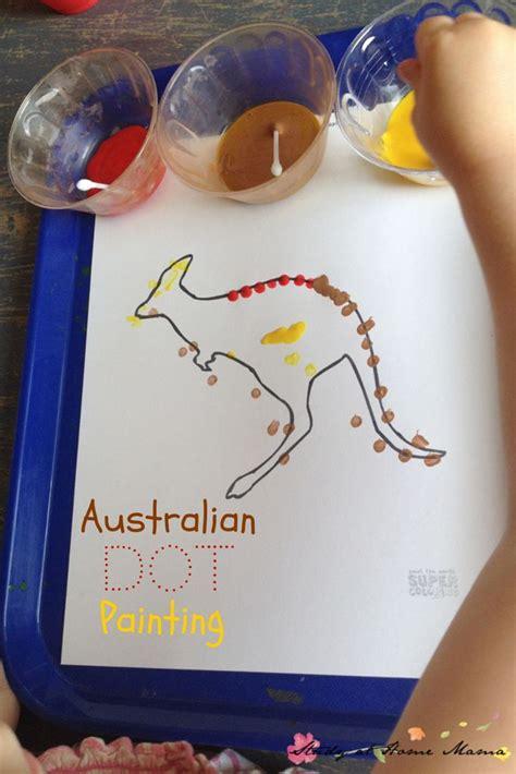 aboriginal art activities for preschoolers craft ideas aboriginal dot painting unit ideas 248