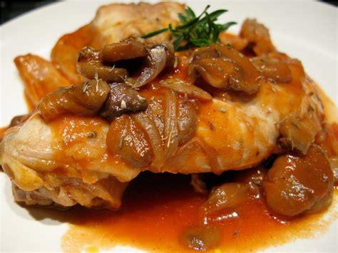 lapin de cuisine cuisine lapin ã la tomate et aux chignons recette