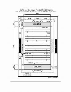Black And White Football Field Diagram Pictures To Pin On Pinterest