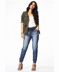 Book Of Denim Jogger Pants Outfit For Women In Singapore By Sophia u2013 playzoa.com