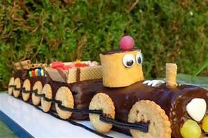 Idée Recette Anniversaire : recette locomotive d 39 anniversaire 750g ~ Melissatoandfro.com Idées de Décoration