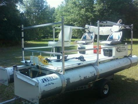 Used Fishing Pontoon Boats For Sale In Florida by Used Pontoon Boats For Sale In Florida Lookup Beforebuying