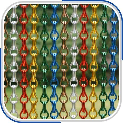 rideau de porte chainette aluminium achetez en gros cha 238 ne de rideau en aluminium en ligne 224 des grossistes cha 238 ne de rideau en