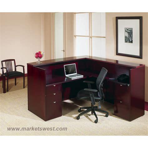 laminating kitchen cabinets reception station 72x72x43 wood veneer 3643