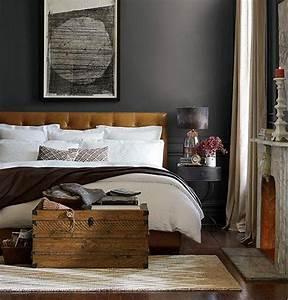 les essentiels dune chambre cosy photos barns and deco With decoration maison de maitre