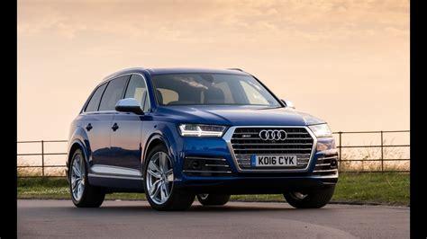 Audi Sq7 Usa Release Date