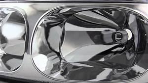 2000-2005 Buick Lesabre Crystal Headlights
