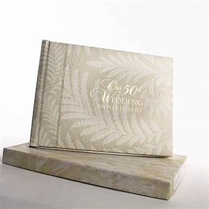 Quotour 50th wedding anniversaryquot guest book guest books for 50th wedding anniversary guest book