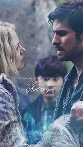 Captain Swan | Once Upon A Time | Pinterest | Swans, OUAT ...