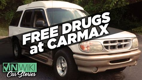 sold  car filled  drugs  carmax youtube