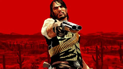 Game Wallpapers Red Dead Redemption  Game Wallpaper