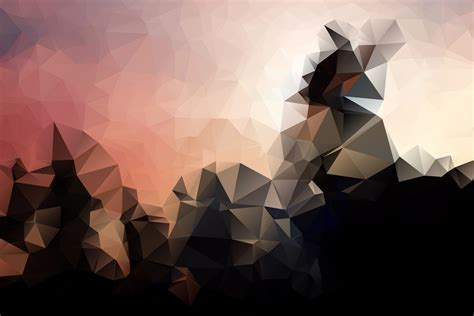 poly background iii