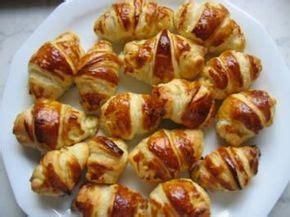 schinken kaese hoernchen rezept rezepte fingerfood