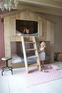 Bett Haus Kinder : die besten 25 hochbett kinder ideen auf pinterest ~ Whattoseeinmadrid.com Haus und Dekorationen
