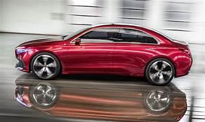 Mercedes Classe A 2018 : 2018 mercedes benz a class sedan concept revealed photos caradvice ~ Medecine-chirurgie-esthetiques.com Avis de Voitures