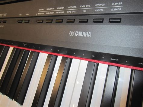 AZ PIANO REVIEWS REVIEW  Yamaha P115 & P45 Digital Piano