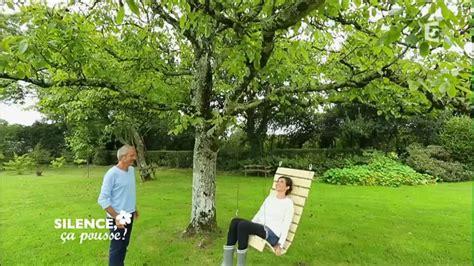 créer une chaise suspendue dans votre jardin do it