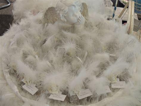 porte boite  dragees pour mariage ou bapteme theme ange