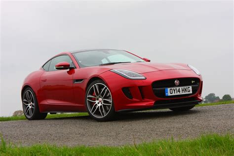 Jaguar F-type R Coupe (2014
