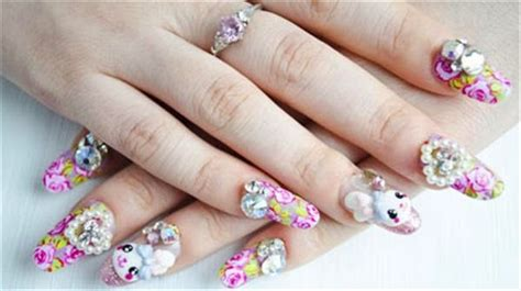 Japanese Nail Art Gallery