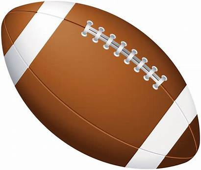 Football Clipart Clip American Ball Transparent Graphic
