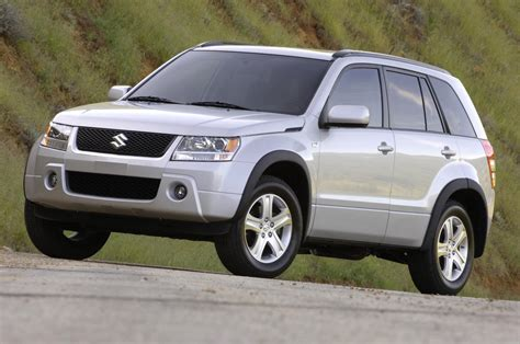 Suzuki Suv 2007 by 2007 Suzuki Grand Vitara Top Speed